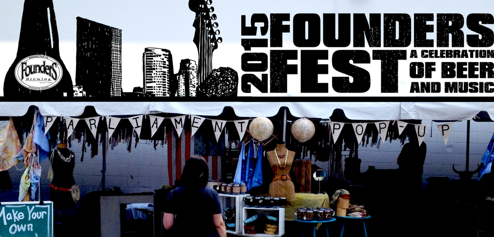 Founder's Fest, put on annually by the local and fabulous Founder's Brewing Company, is an annual celebration of art, music, and beer located on and around the Founder's Brewing Co. grounds in downtown Grand Rapids. Enjoy the best in local craft and craft beer!