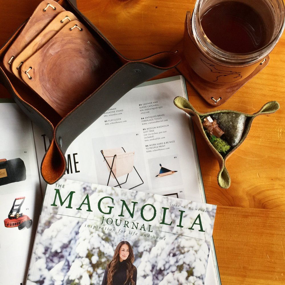 Littlewings Designs Magnolia Journal