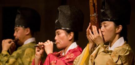 Left to right: Takeshi Sasamoto, Hitomi Nakamura and Mayumi Miyata