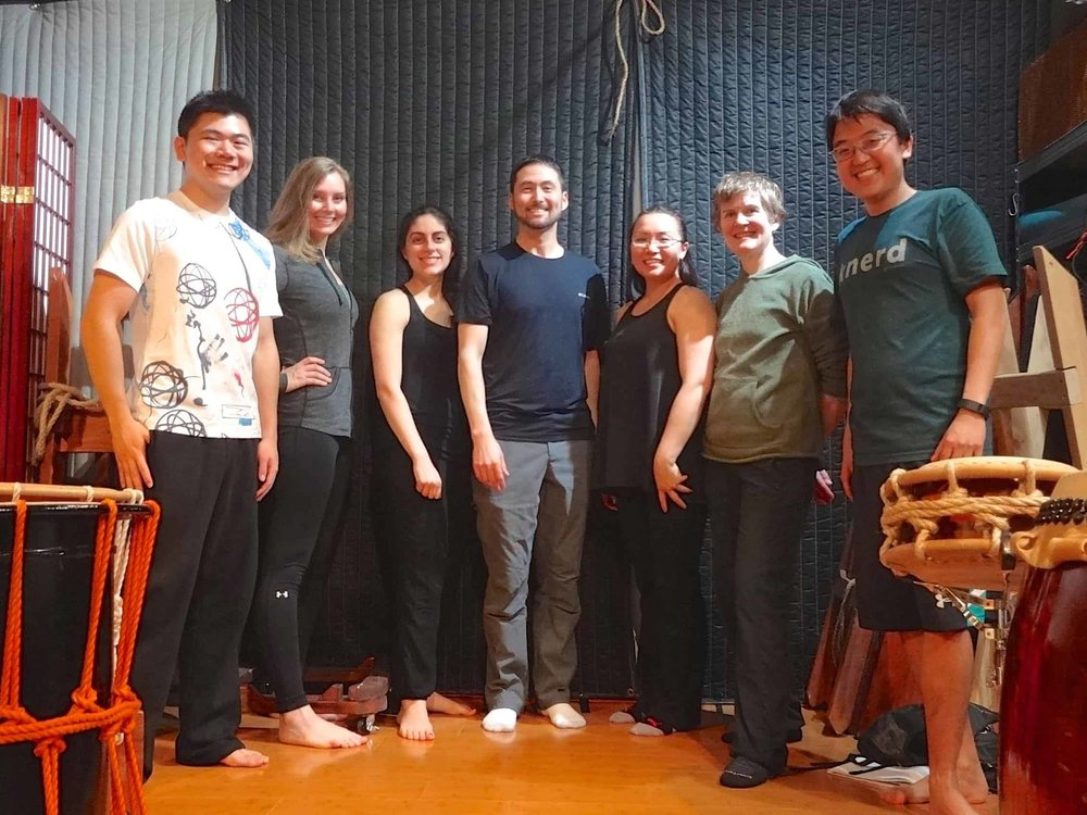 Eien Hunter Ishikawa Workshop Group Photo 1.jpg