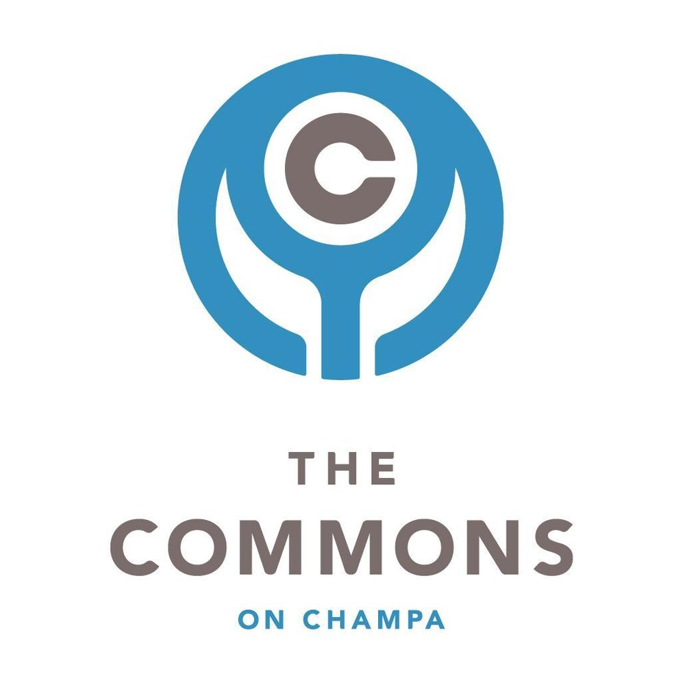 THE COMMONS ON CHAMPA - Part non-profit, part community collaboratory, part co-working - The Commons on Champa is the first collaboration and 'public park for entrepreneurship' of its kind to help entrepreneurs in Denver 'Get Started Up'. As a founder, let me know how I can help you 'start up' your dreams! Opened 5/2015.