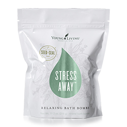 Young Living Stress Away Bath Bomb