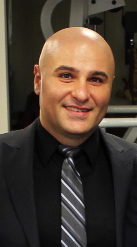 Hayk Zar Andriasyan, LMT