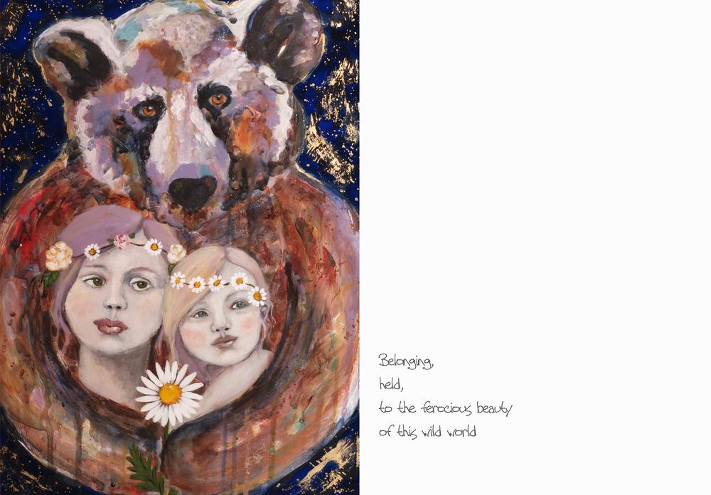 Mama Bear - Galia Alena