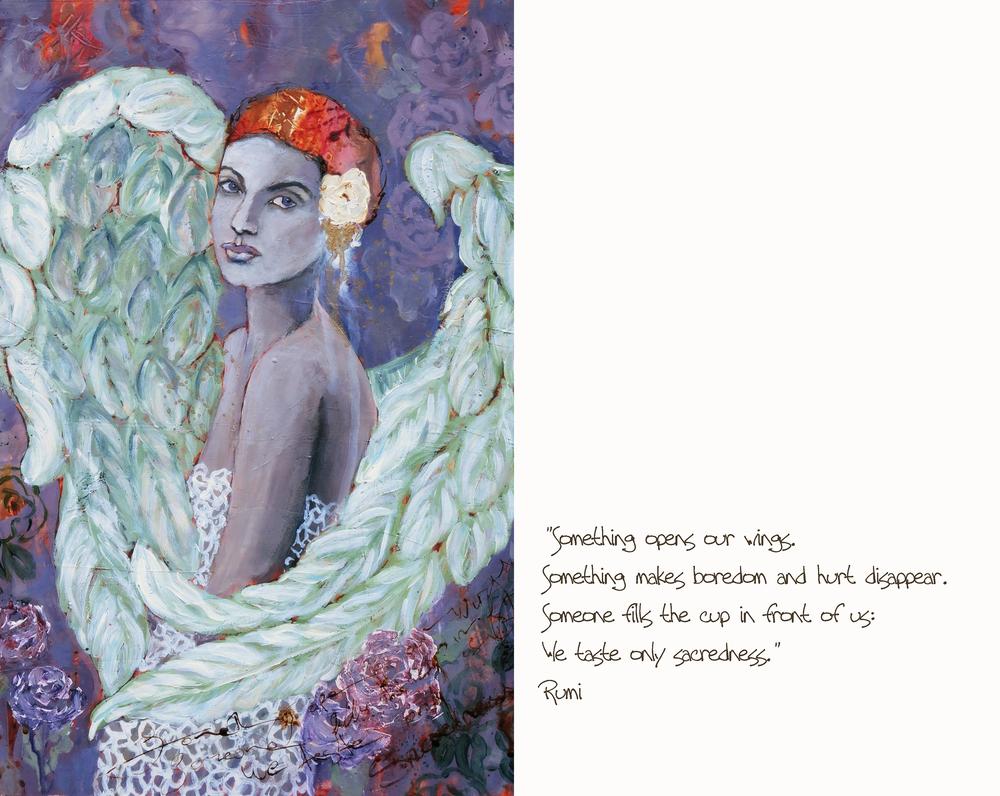 Taste the Sacredness - Galia Alena