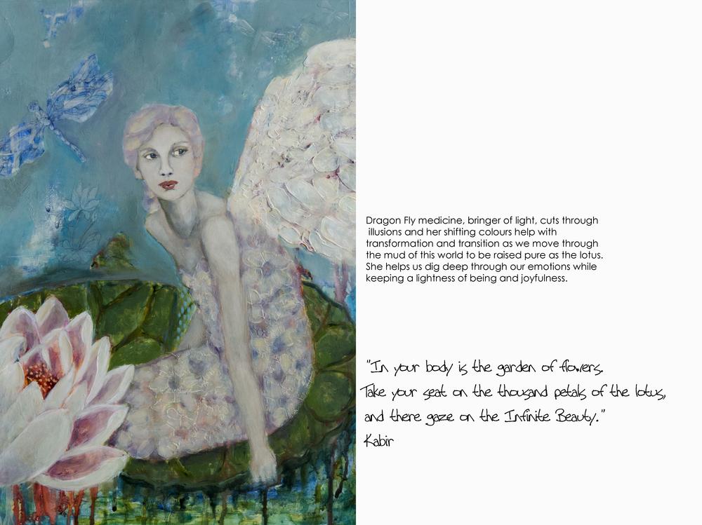 Lotus Fairy - Galia Alena