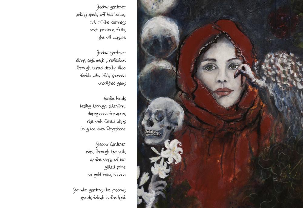 Shadow Gardener - Galia Alena