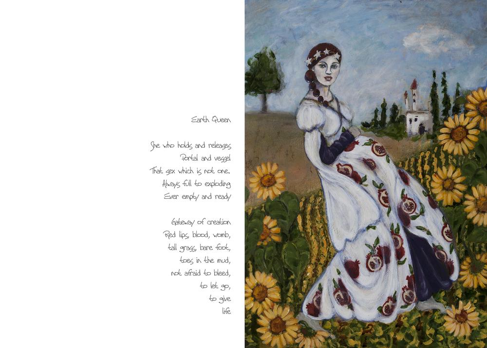 Earth Queen - Galia Alena