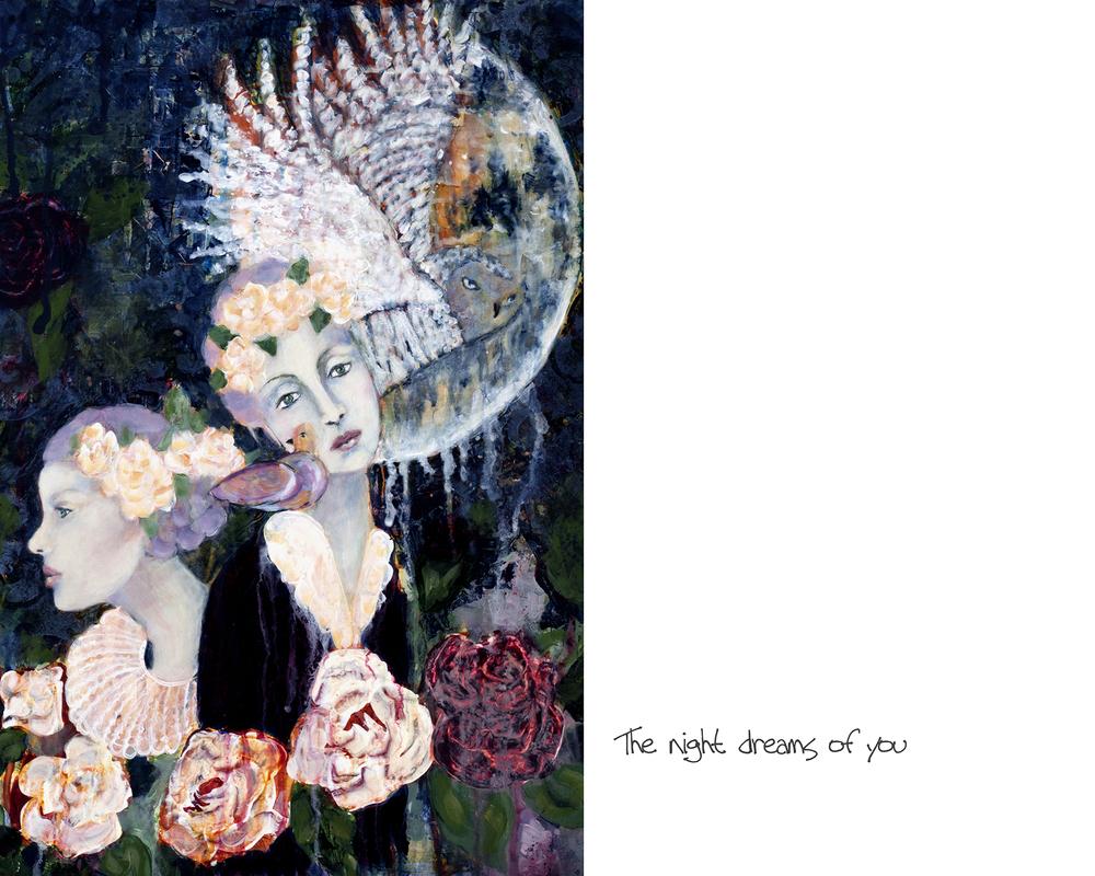 The Night She Dreams of You - Galia Alena