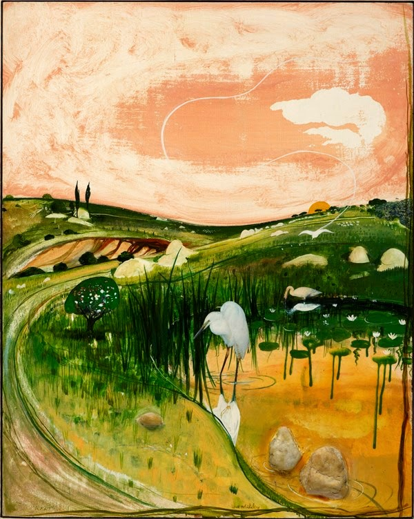 Brett Whiteley, 12 Artists, 12 Days