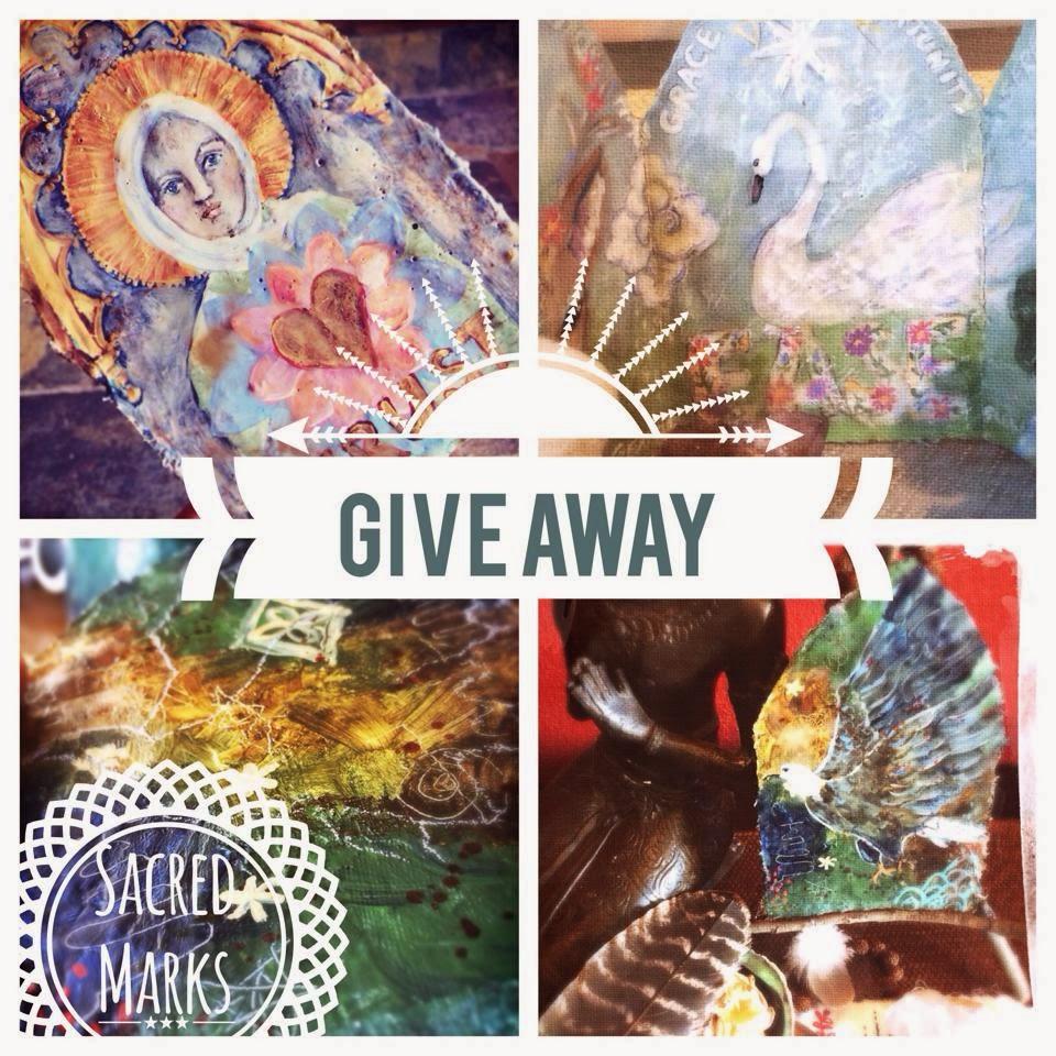 Galia Alena altar piece giveaway