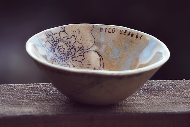 Clay bowl, Galia Alena