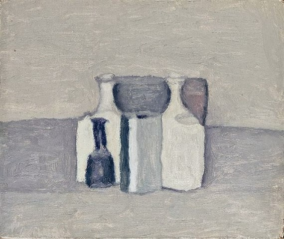 Giorgio Morandi, 12 Artists, 12 Days