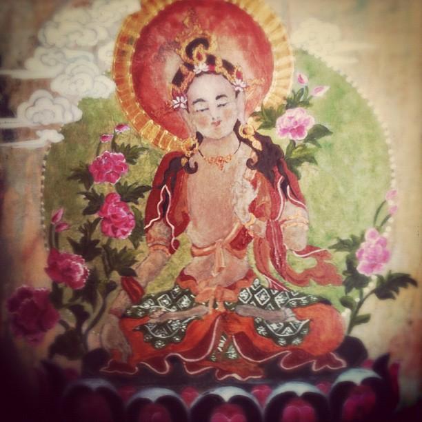 Galia Alena,  Buddha