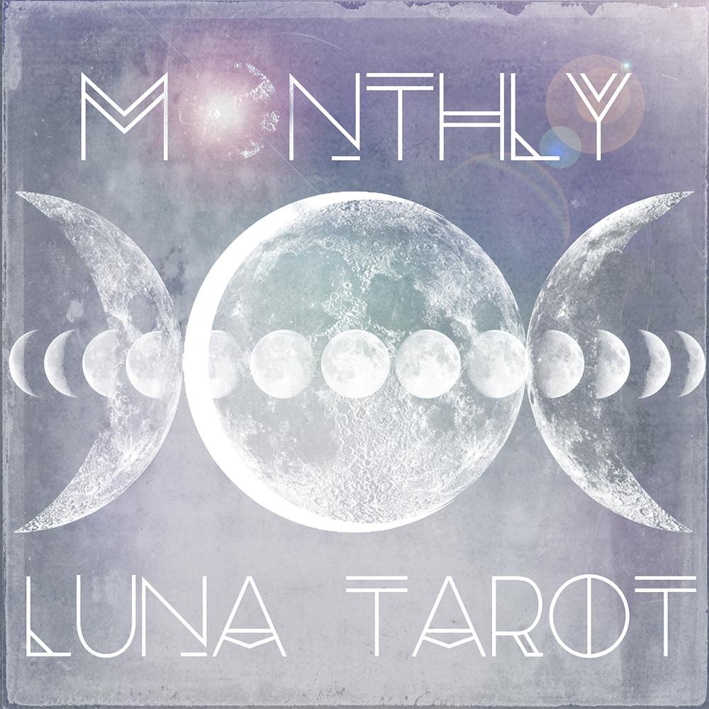 Monthly luna Tarot- Galia Alena