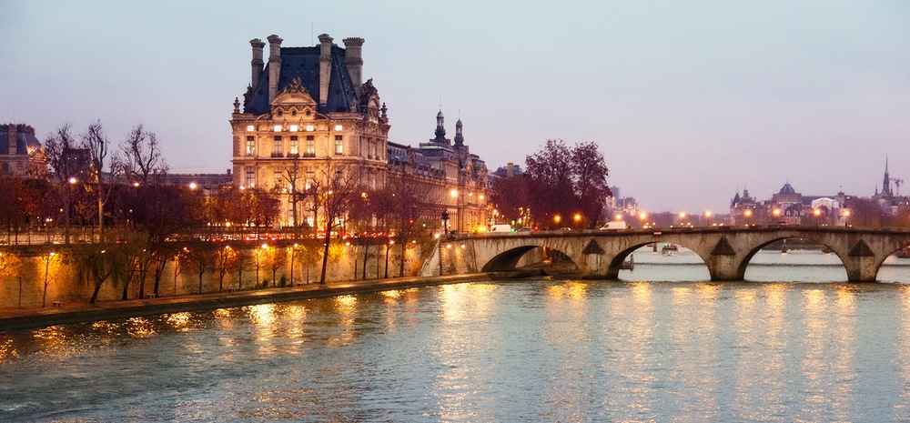 Galia Alena Travel Photography Paris Seine