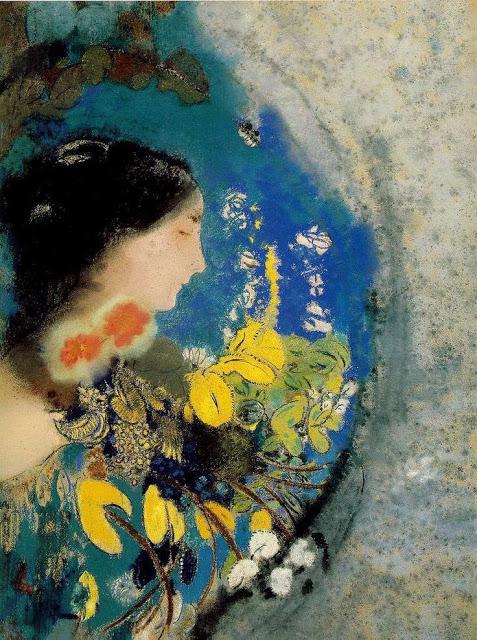 Ophelia Odilon Redon