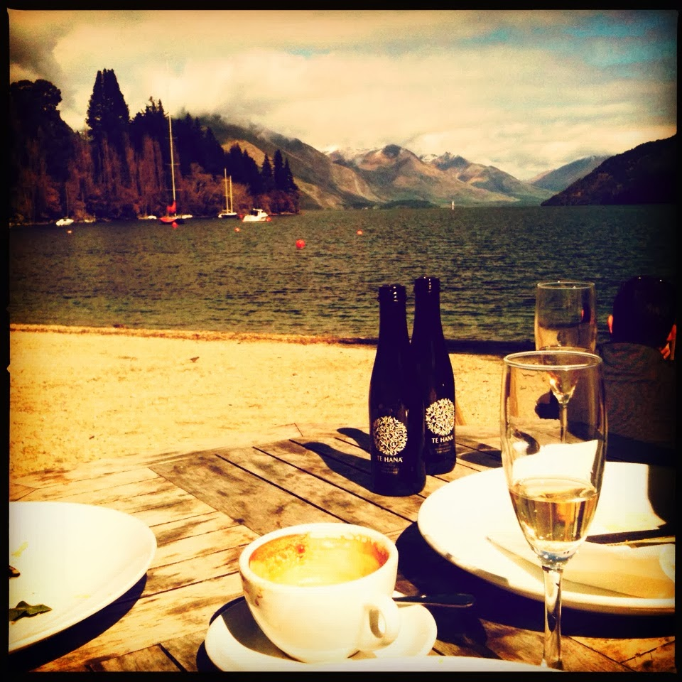 Queenstown New Zealand in iPhonography Galia Alena