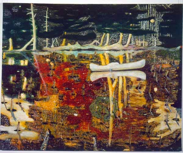 Peter Doig- 12 Artists 12 Days