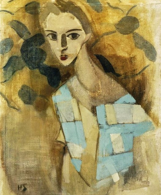 Helene Schjerfbeck, 12 Artists, 12 Days
