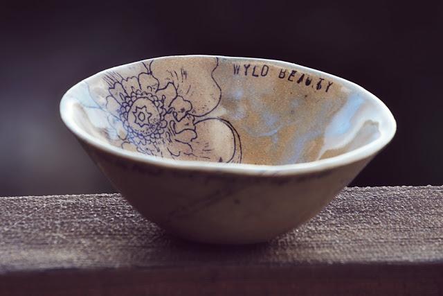Clay bowl, Galia Alena