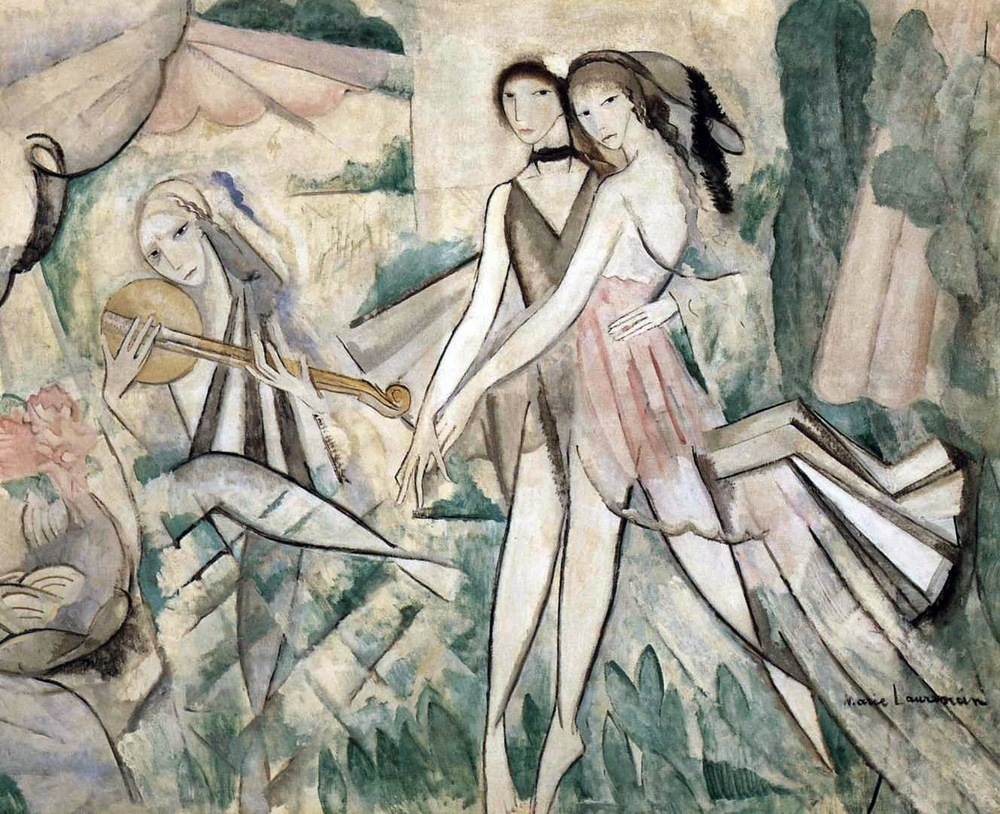 Marie Laurencin, 12 Artists, 12 Days