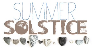 Summer solstice journaling ritual