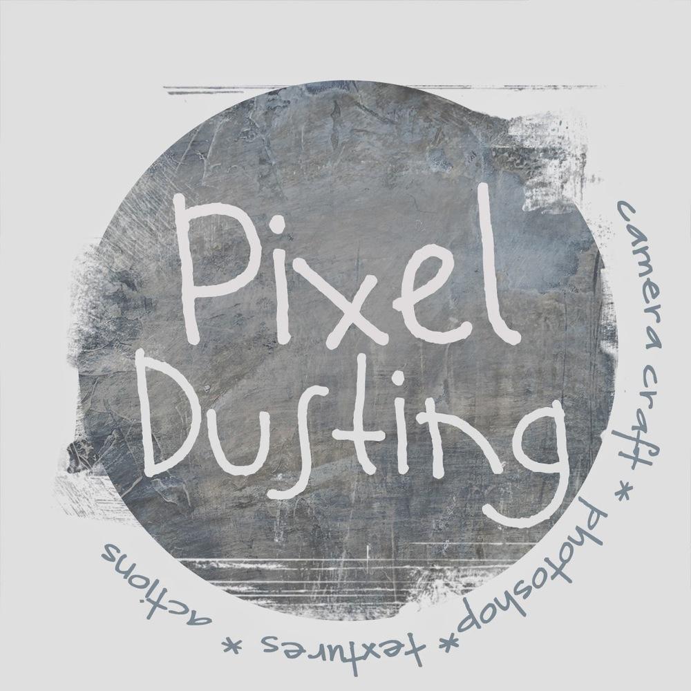 Pixel Dusting logo