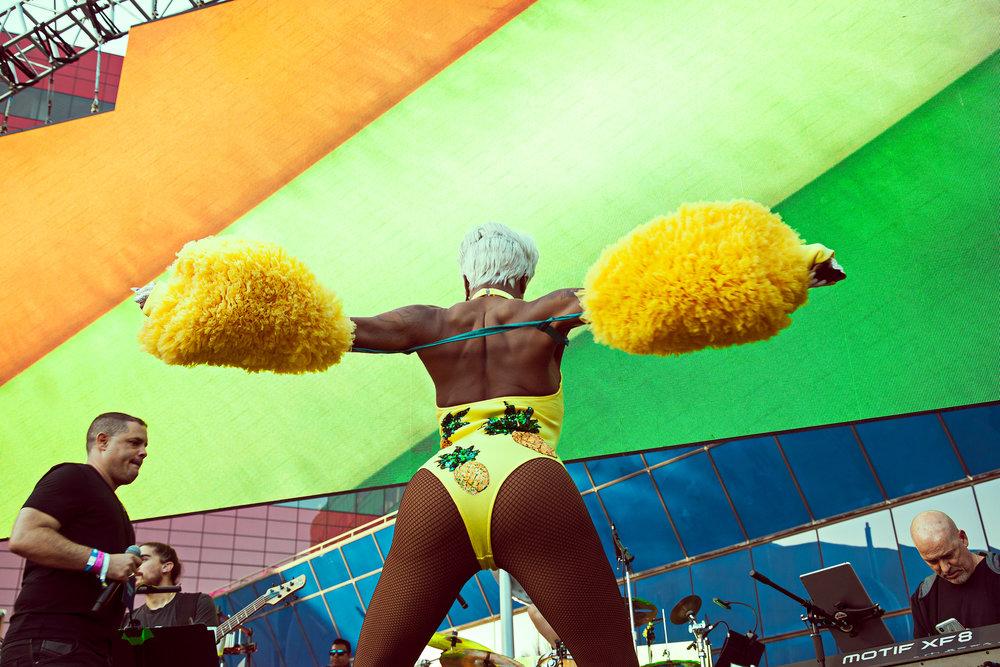 LA Pride 2018. Photo by Kat Kaye.