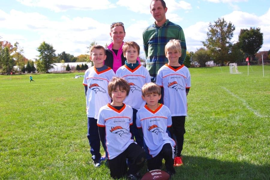 U8 Denver Broncos