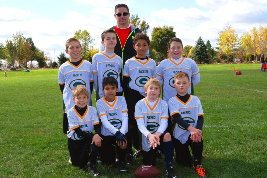 U10 Green Bay Packers