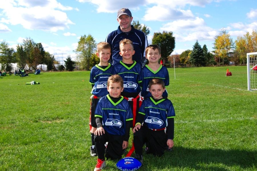 U8 Seattle Seahawks