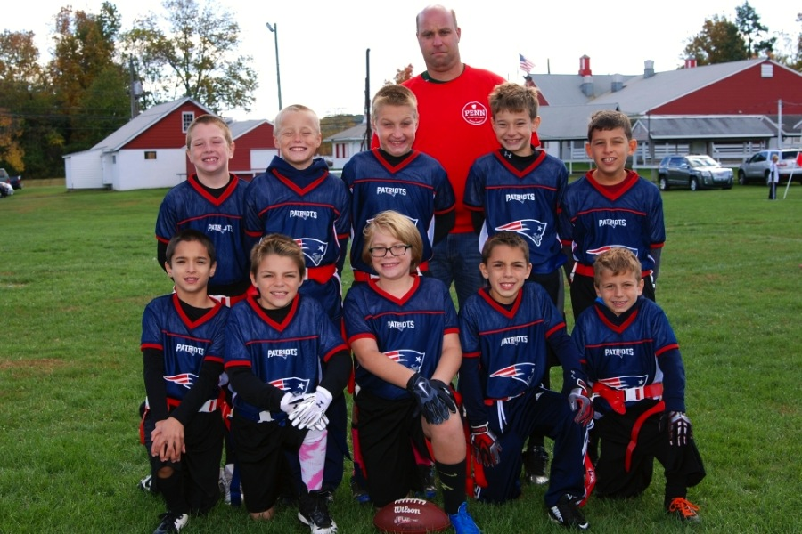 U10 New England Patriots