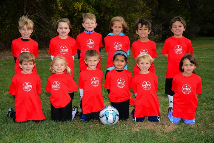 Mighty Mites (Group One)