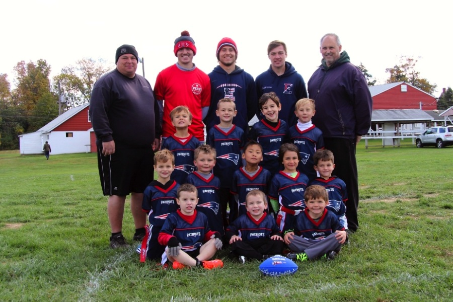 U6 NFL Flag Football