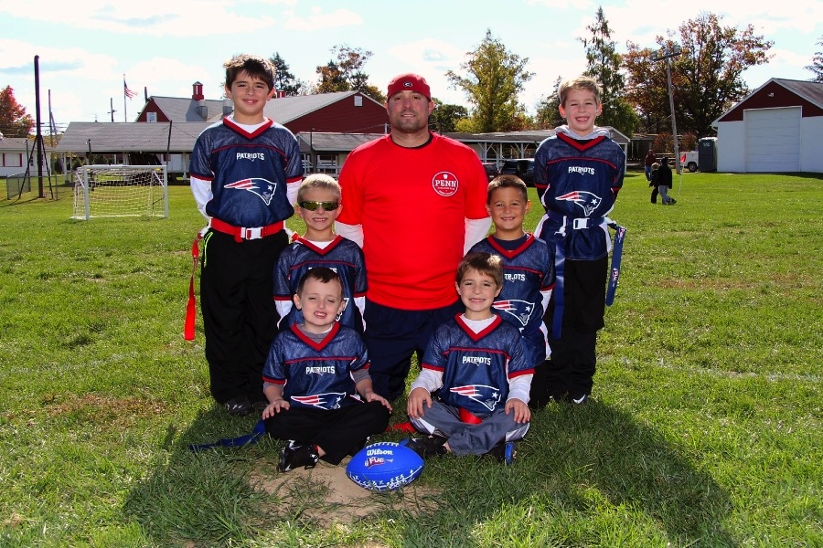 U8 New England Patriots