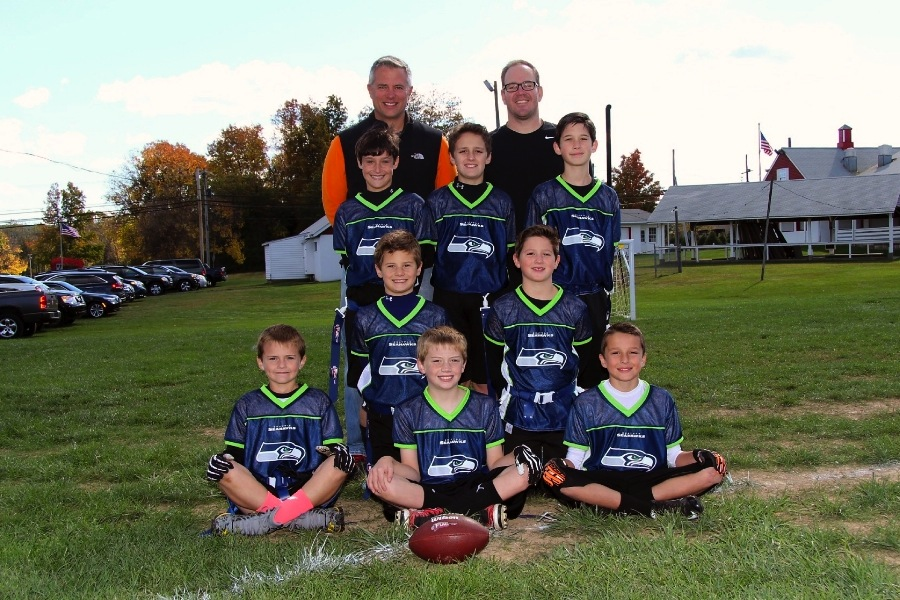 U10 Seattle Seahawks