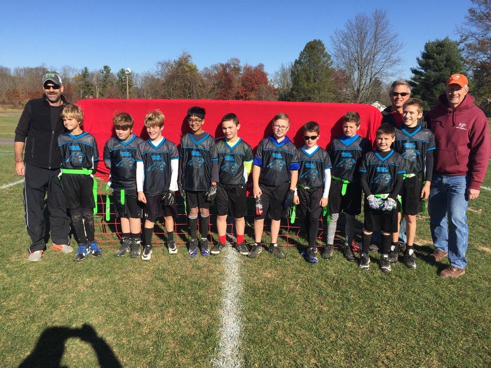 5/6 Panthers - D1 Finalists