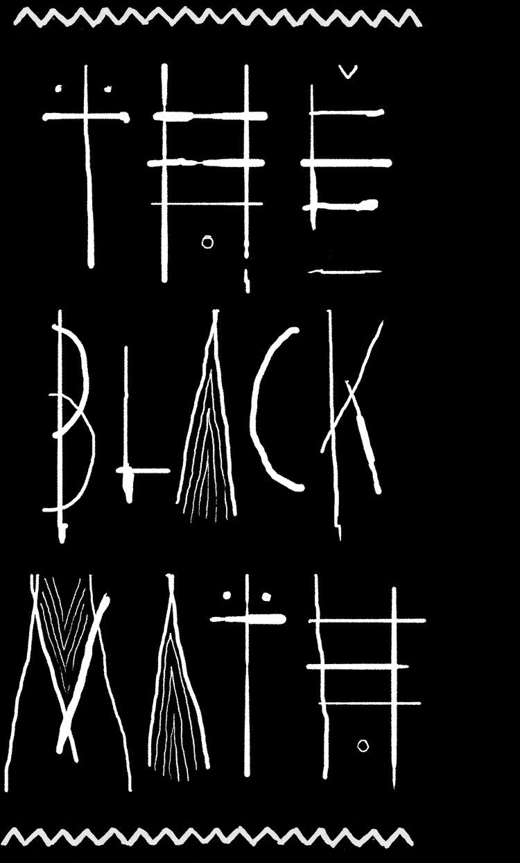 THE BLACK MATH