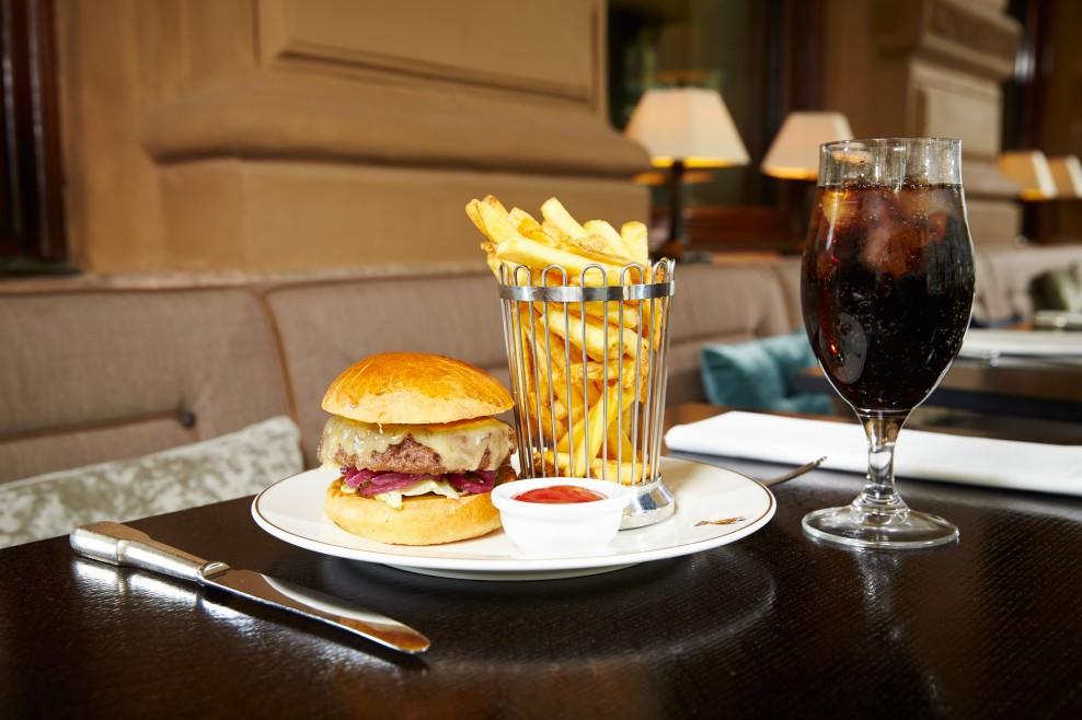 Kämp Burger. © Brasserie Kämp