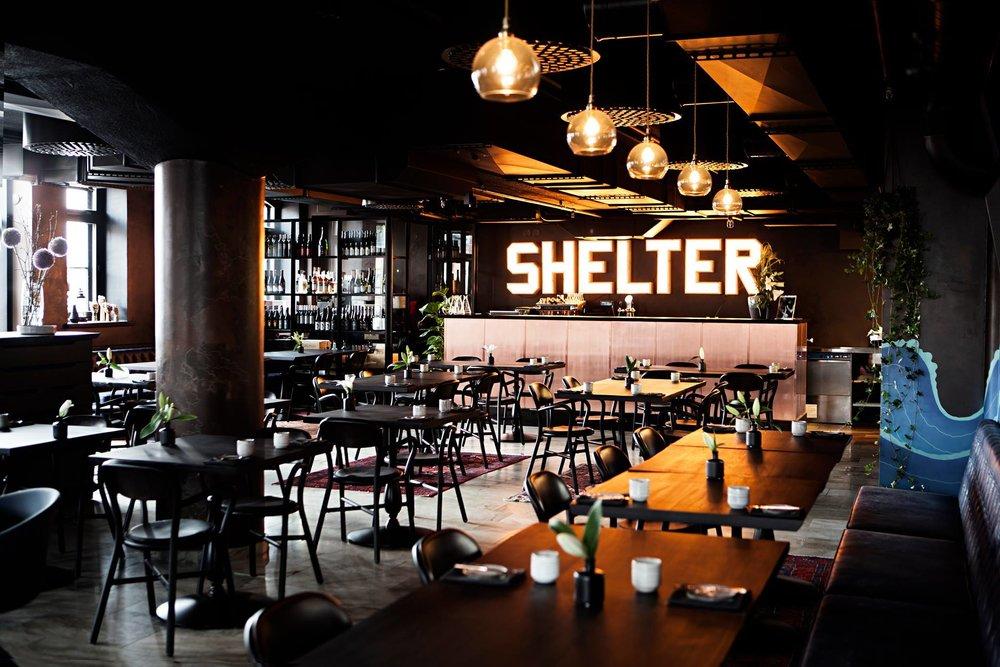 Shelter. 📷:Marion Ebner-Ebenauer