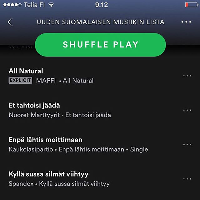 HEATER ALERT!!! 🔥🔥🔥🔥🔥 All Natural is included on 2 of the biggest Spotify curated playlists in Finlabd right now!! If you haven't yet, you need to go chwck it out right now! #blessed #90s #allnatural #maffi #upandcomingartist #scotchandco #happy #summervibes #classic #newmusic #realrap #realtalk #facts #boss #selfmade #love