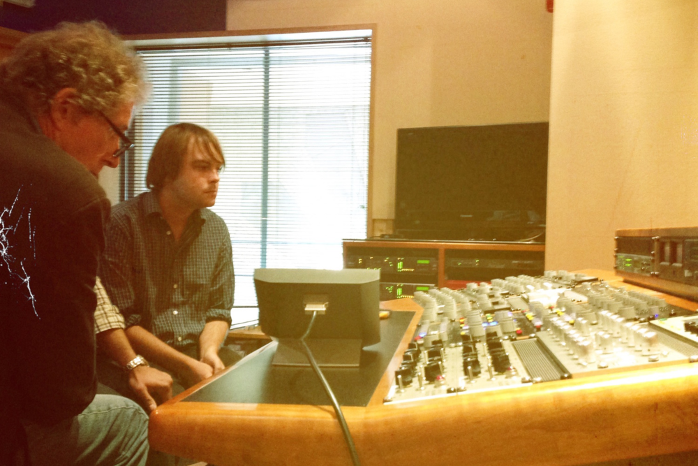 Mastering with Native Roses. 2012.