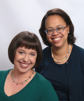 Dr. Michelle Lock  and  Dr. Angelica Espinosa