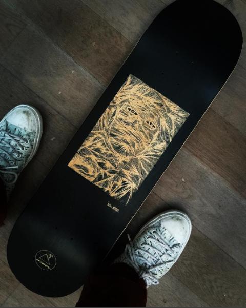 Luidgi's board