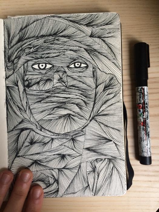 Luidgi's drawing