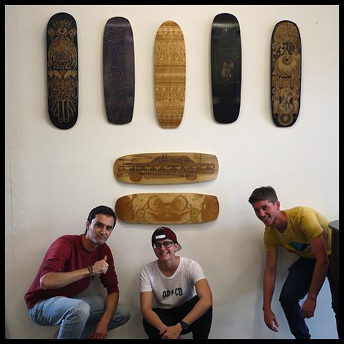 skateboard crew