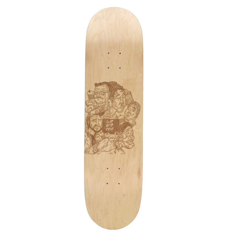 skateboard rise tahiti