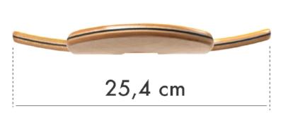 longboard personnalisé concave