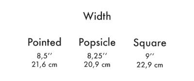skateboard width